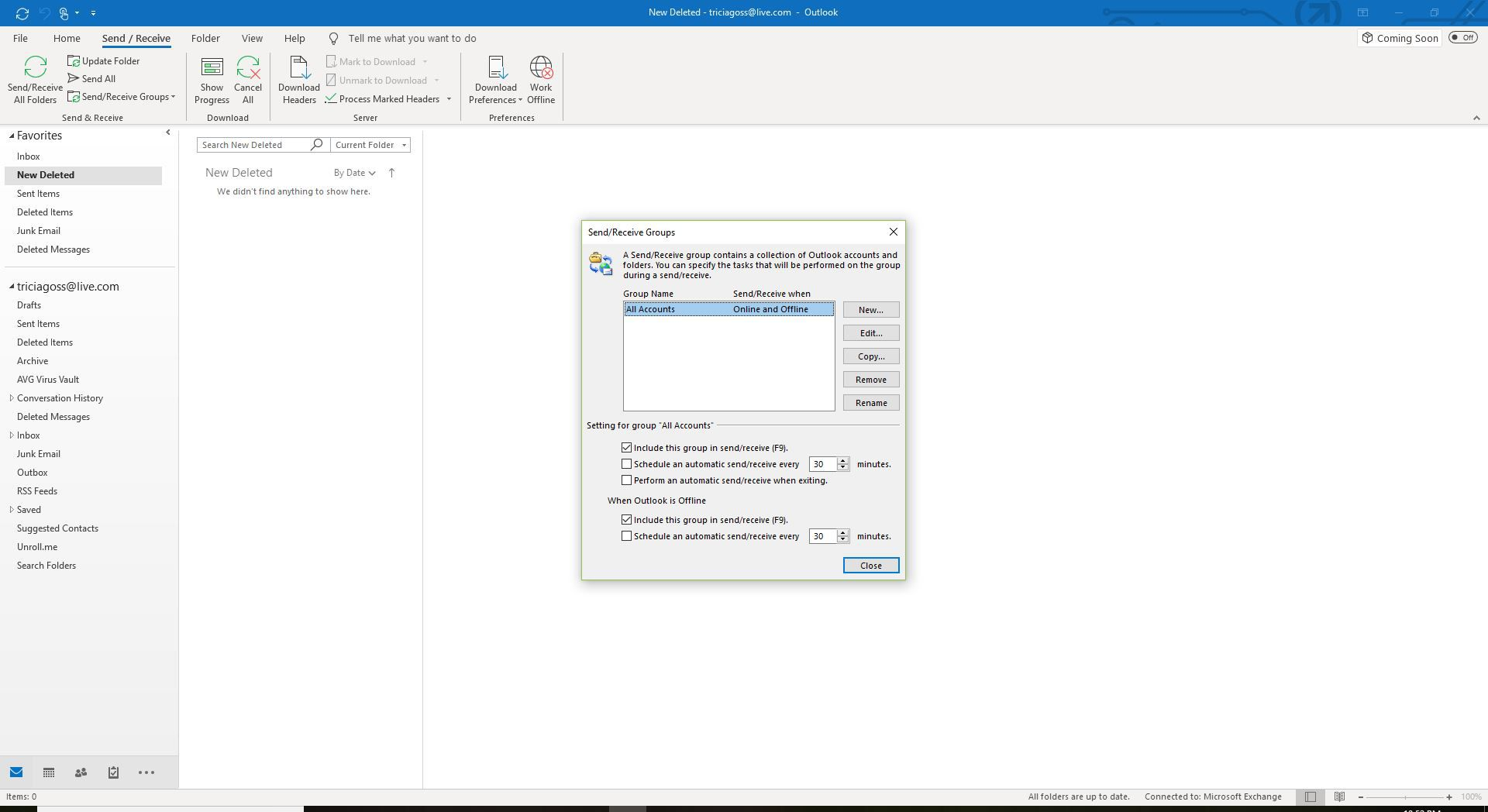 Download Only the Headers for Large Messages in Outlook