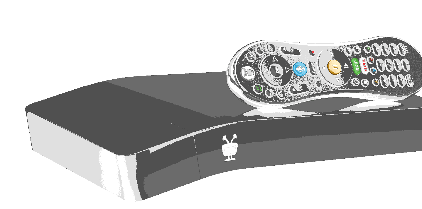 Networking TiVo Using a Wireless Connection