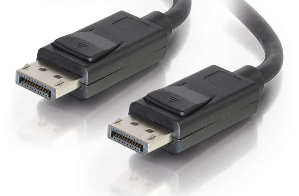 DisplayPort Connections and Cables