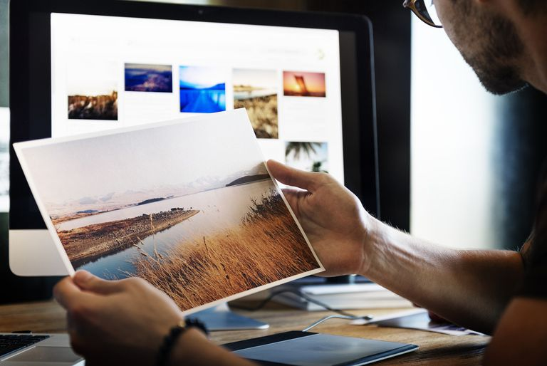 Tips for Full Bleed Printing From a Desktop Printer