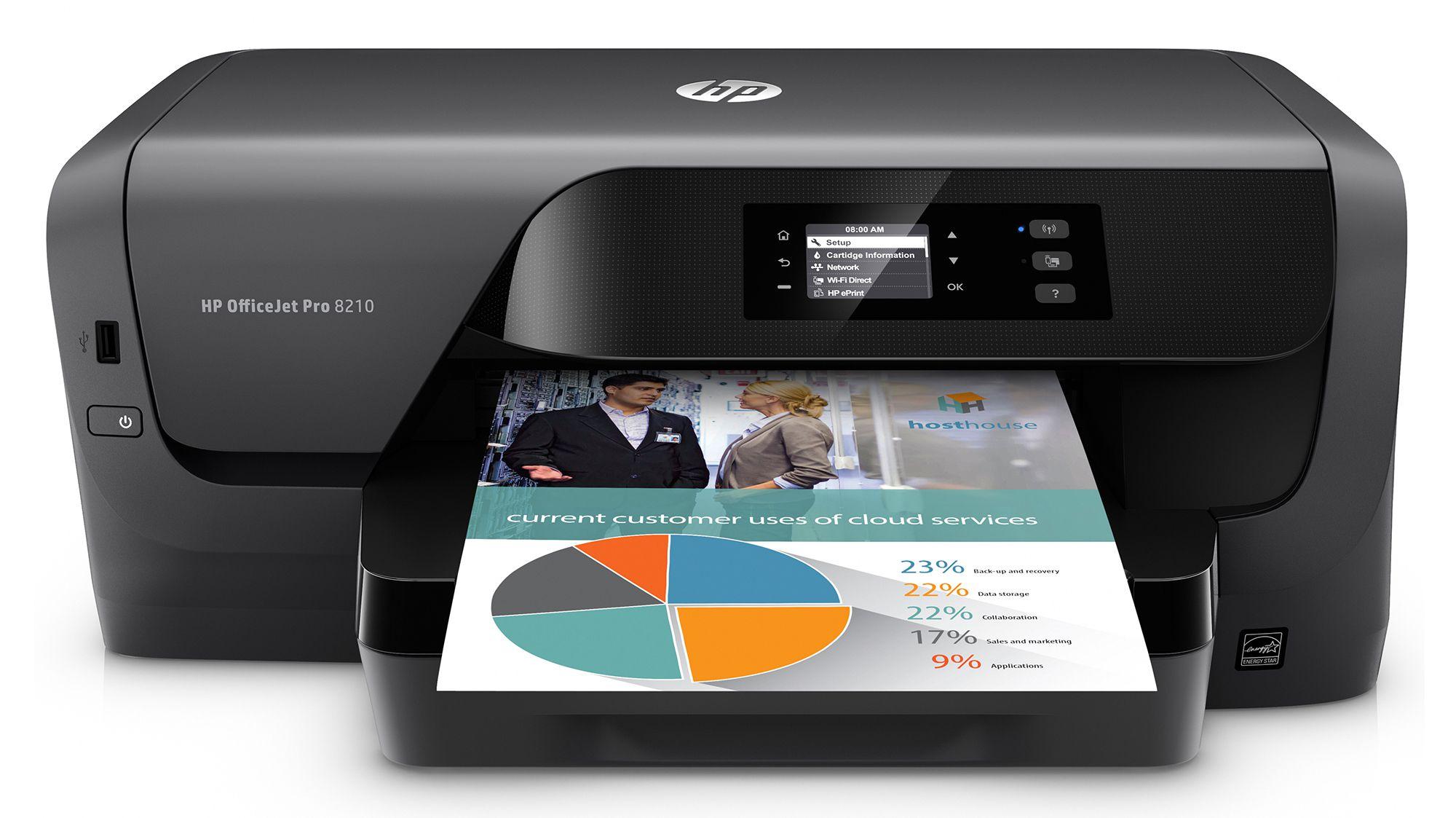 hp 39 s officejet pro 8210 single function inkjet printer. Black Bedroom Furniture Sets. Home Design Ideas