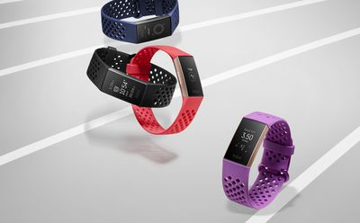 Fitbit Charge 3 product photo