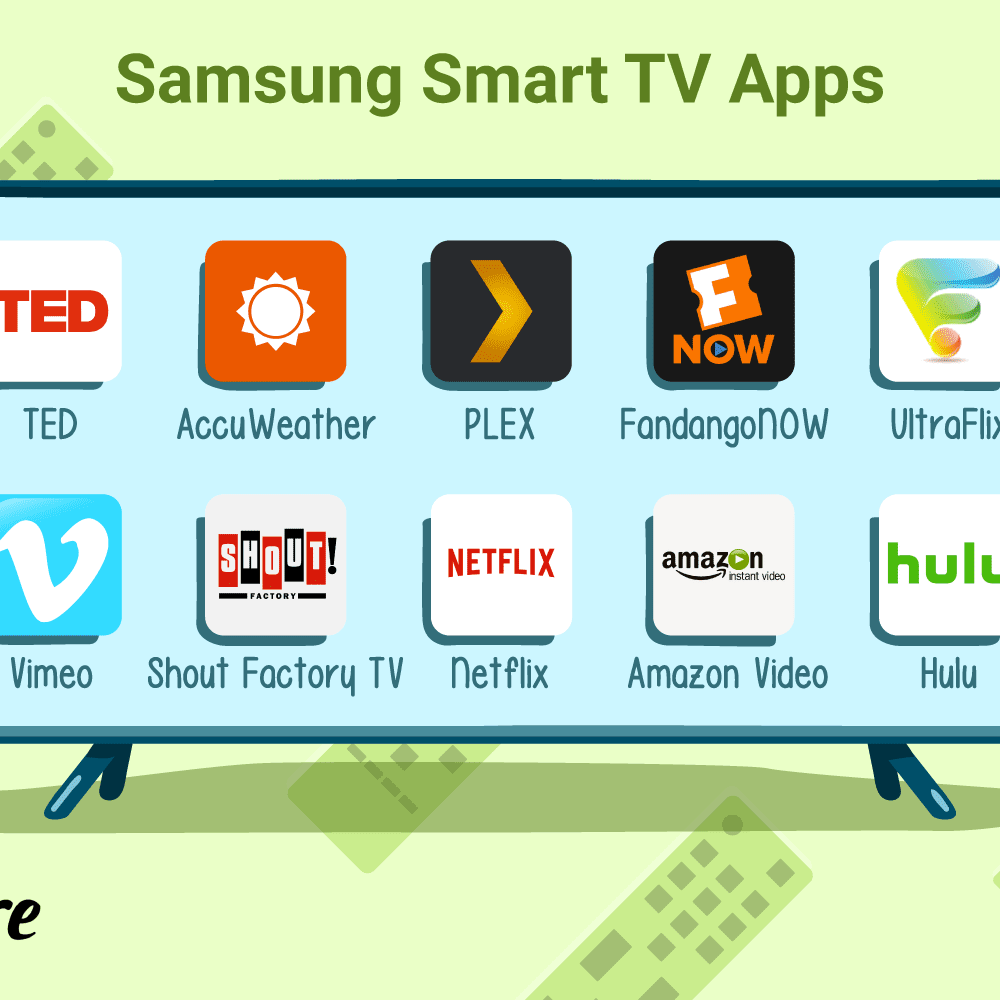 Great Samsung Smart TV Apps That Aren't Netflix (2019)