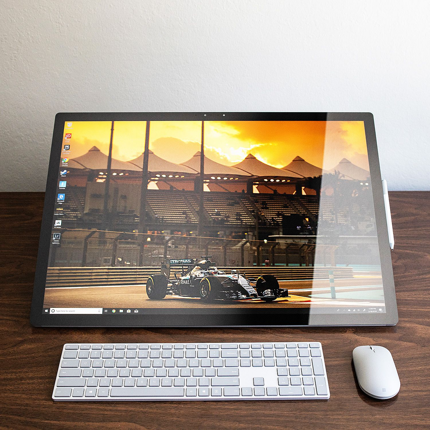 Microsoft Surface Studio 2 Review A Pricey All In One