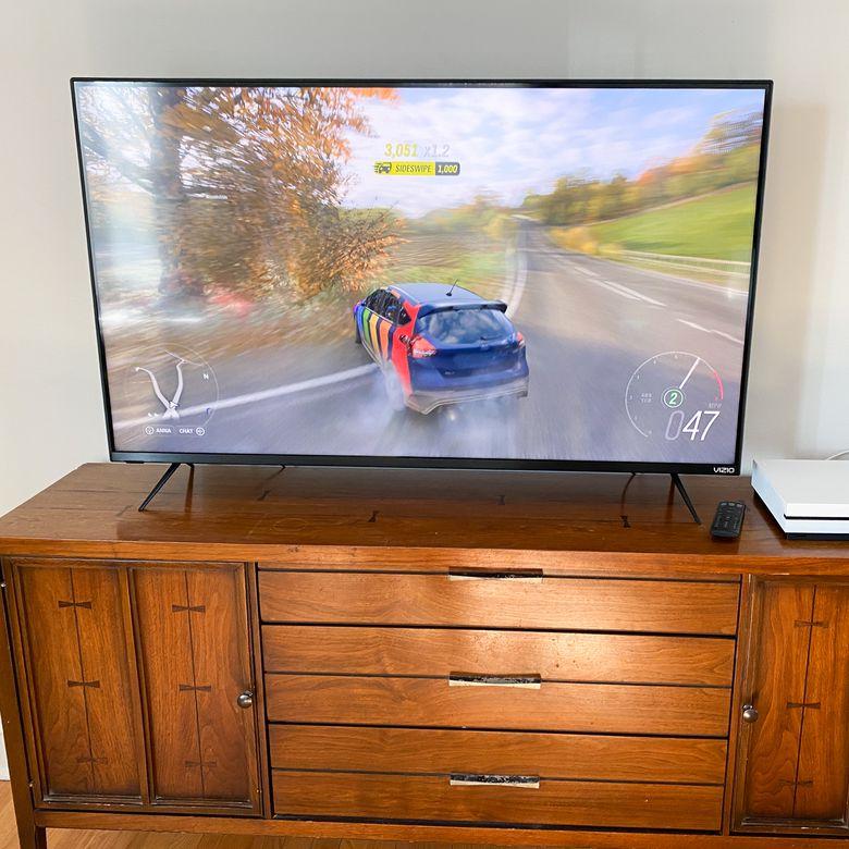 "M-Series Quantum 50"" Class 4K HDR Smart TV"
