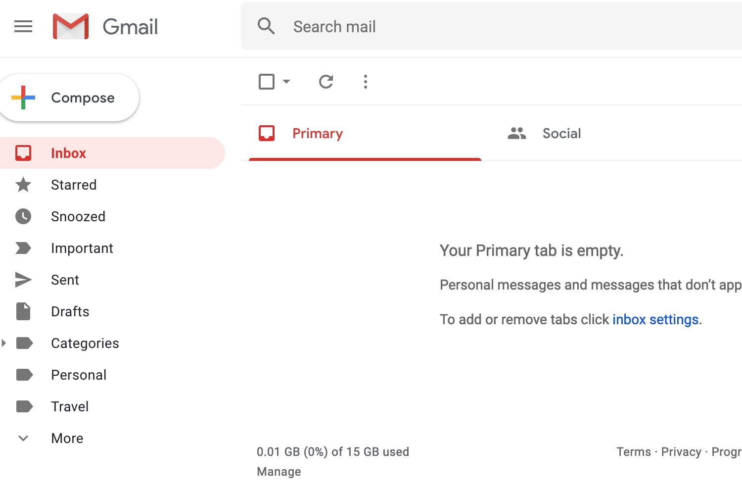 How to Move Messages Between Inbox Tabs in Gmail