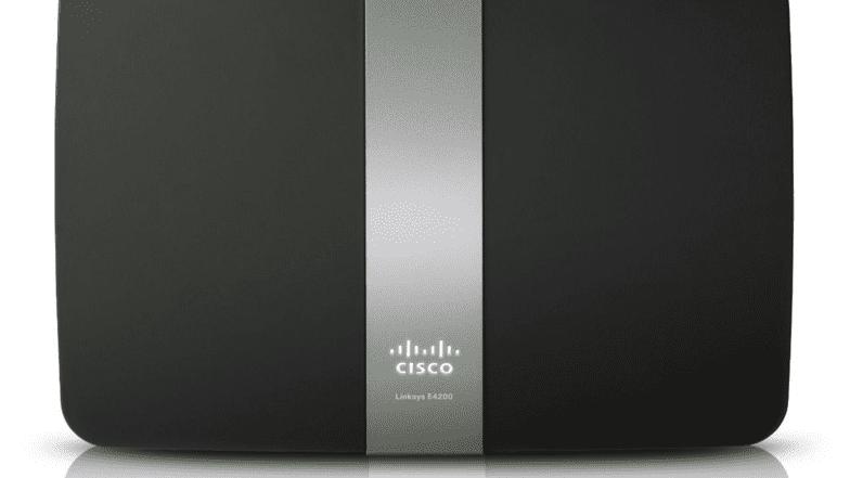 Linksys E4200 default password