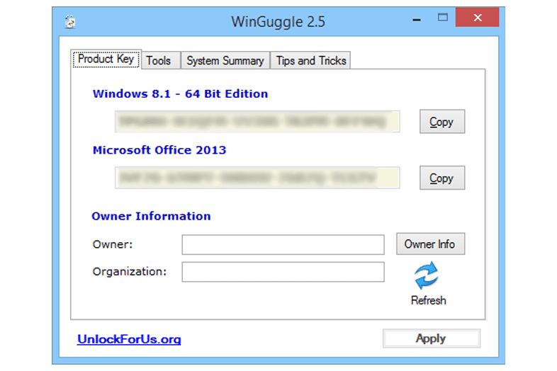 serial key of microsoft office 2013