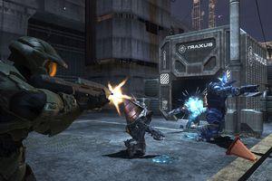 Screenshot from Halo 3
