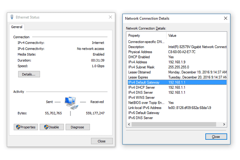 windows 10 change network type from private to work