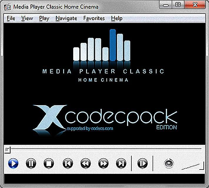 Codec video player