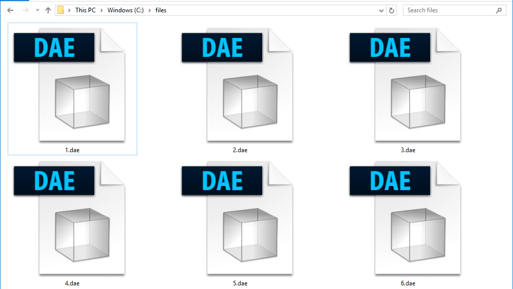 How to Open, Edit, and Convert DAE Files