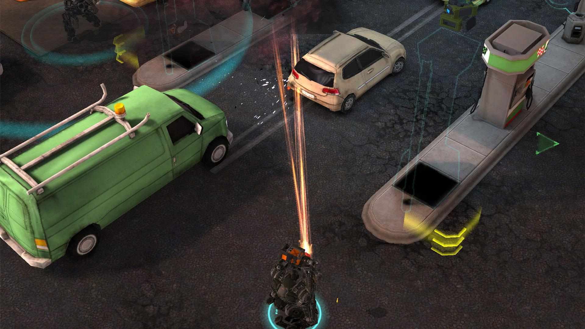 XCOM: Enemy Within mobile strategy game.