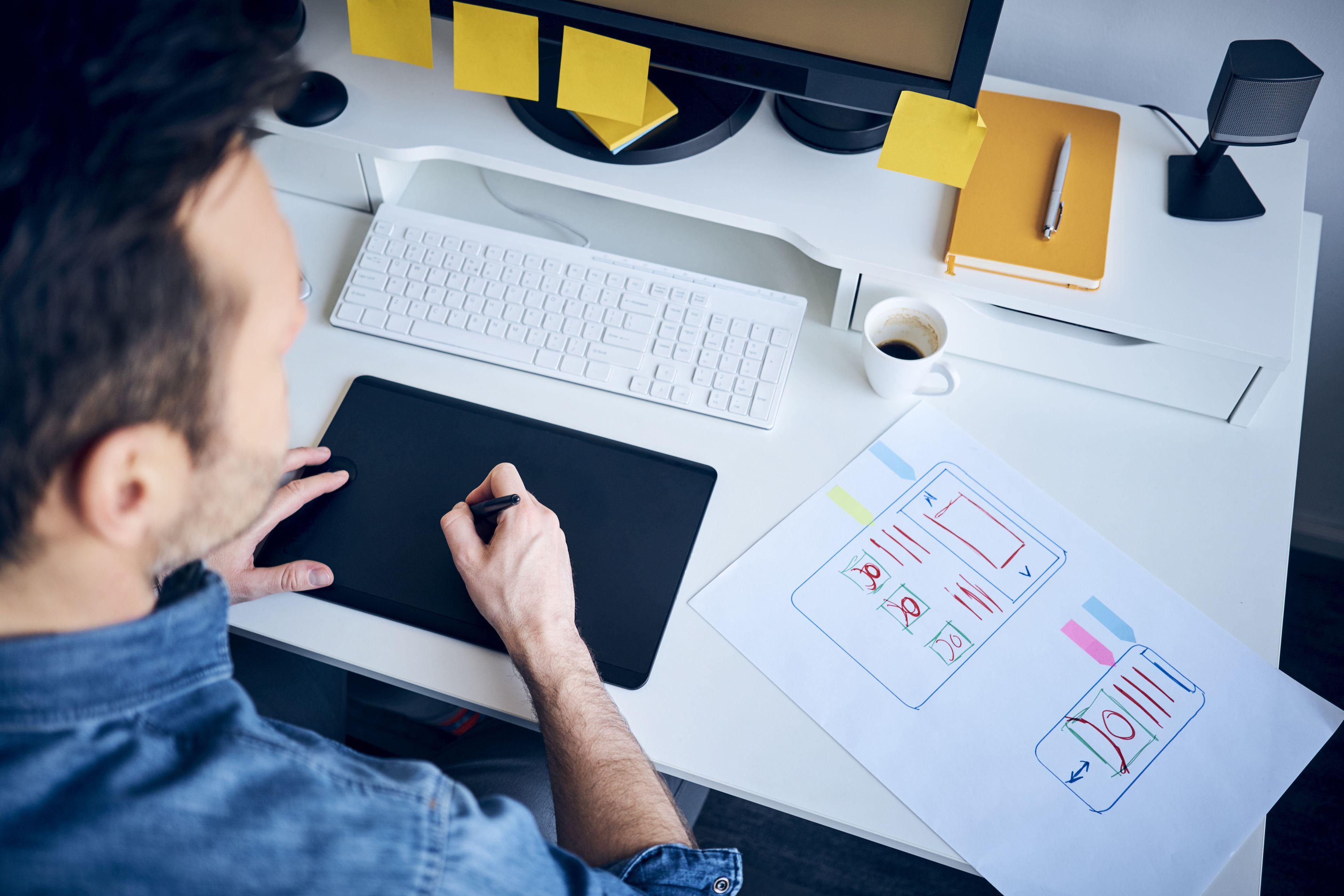 Web Design Jobs Outlook Through 2022