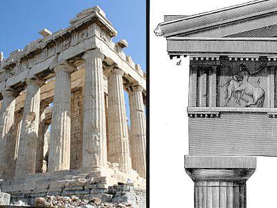 Modeling a Greek Column in Maya