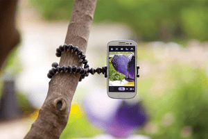 The JOBY smartphone tripod