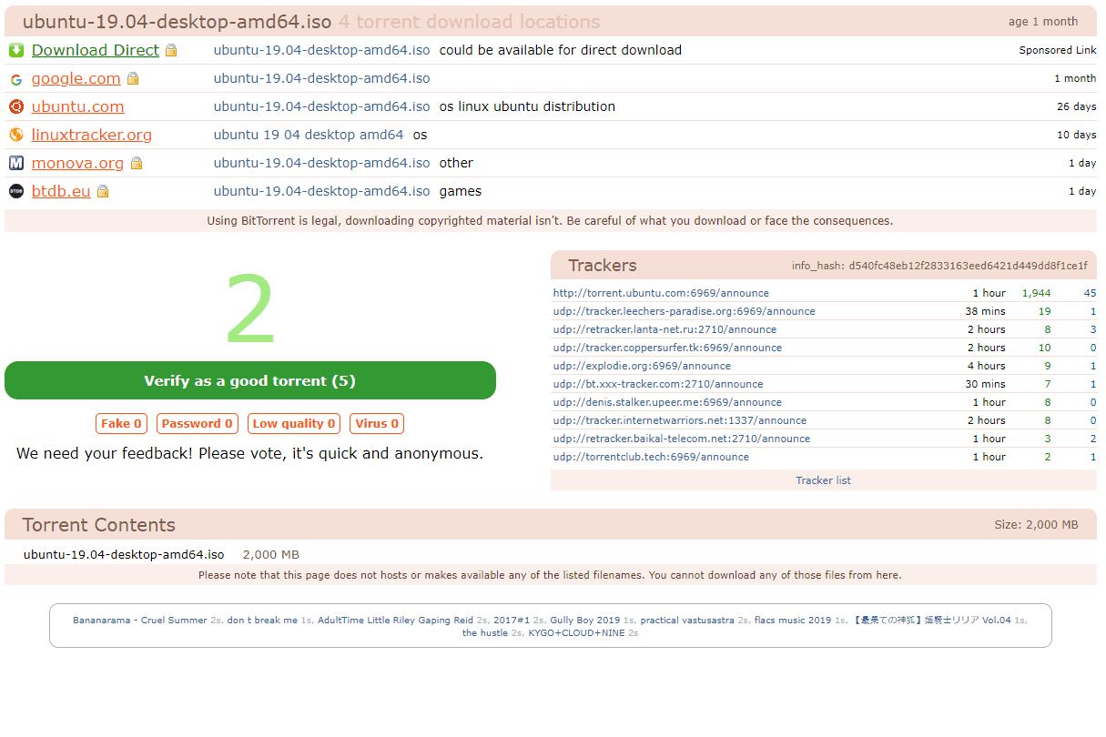 torrentz2.eu movies search engine