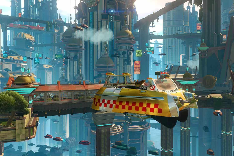 Insomniac Games Ratchet & Clank