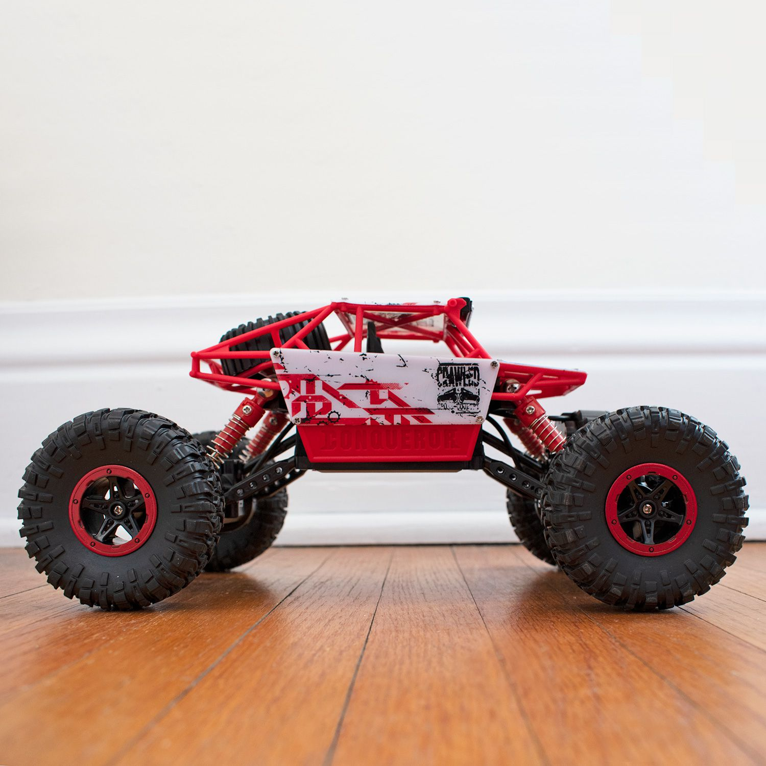 Top Race Rc Rock Crawler Review An All Terrain Vehicle