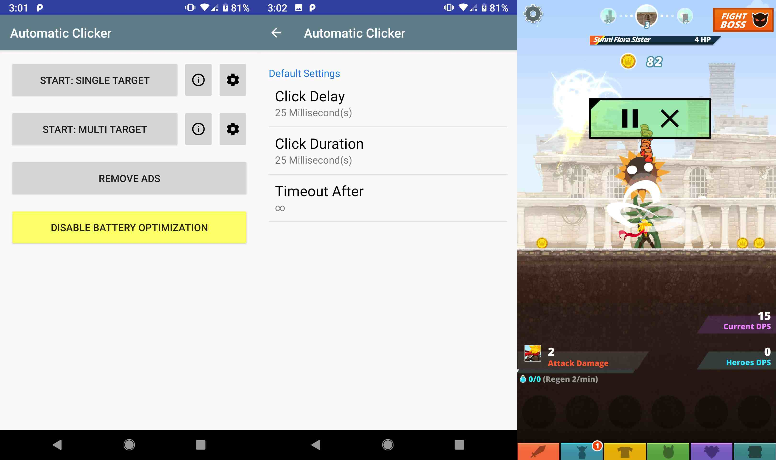 The 8 Best Auto Clicker Apps On Android Non Rooted Phones
