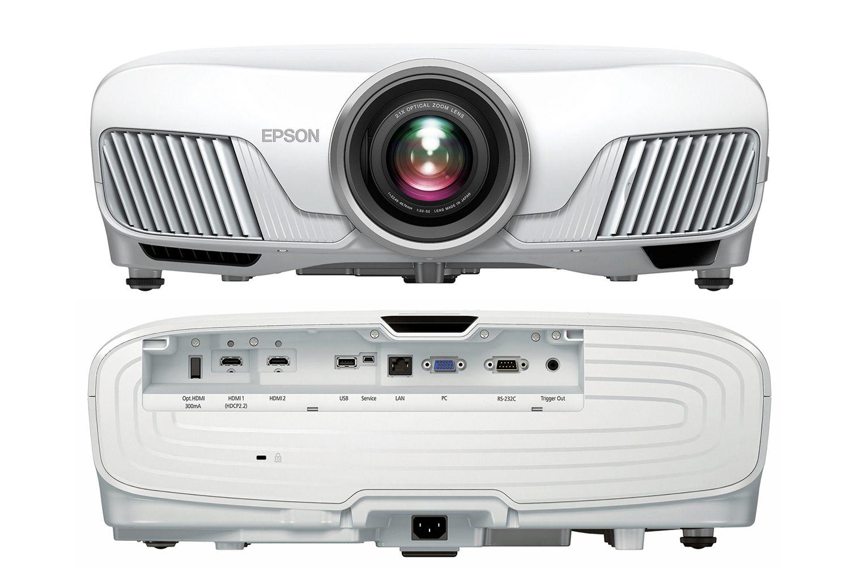 Epson Powerlite Home Cinema 5040UB LCD Projector