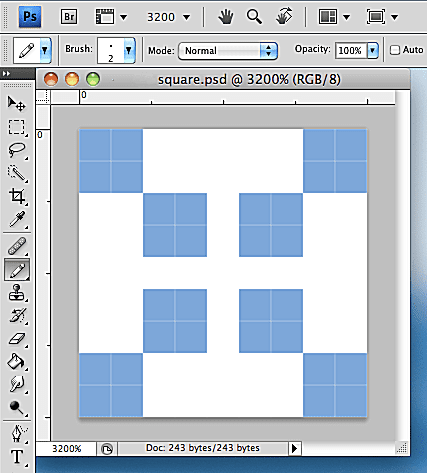 how to add new patterns to photoshop