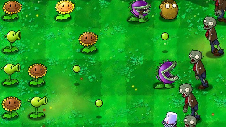 Plants vs Zombies Apple Game of the Year 2010