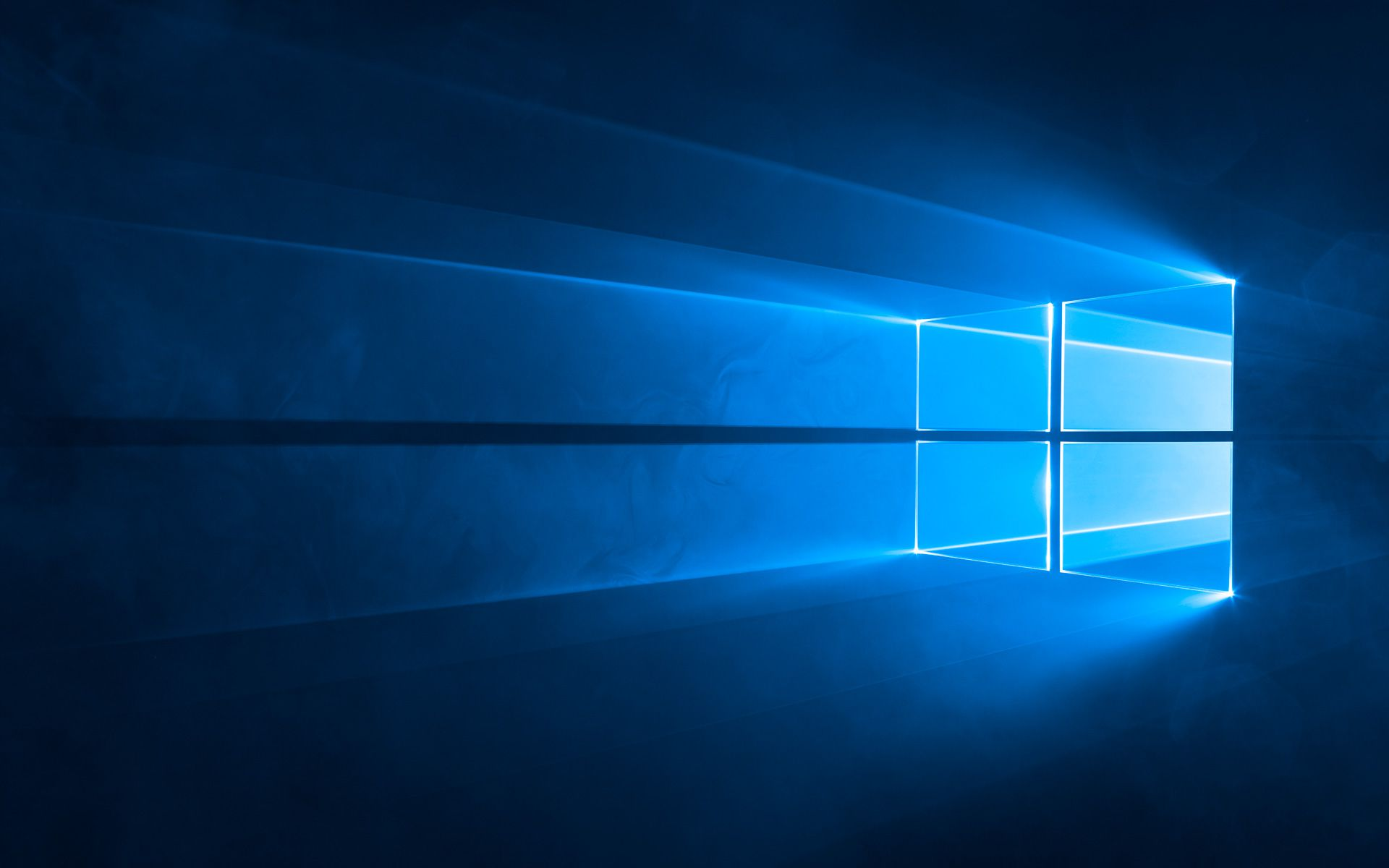 Windows 10 default background
