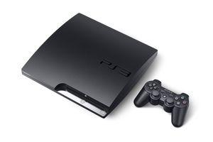 PS3 Slim (CECH-2000A) - DualShock 3