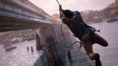 Screenshot from Uncharted 4: A Thief's End