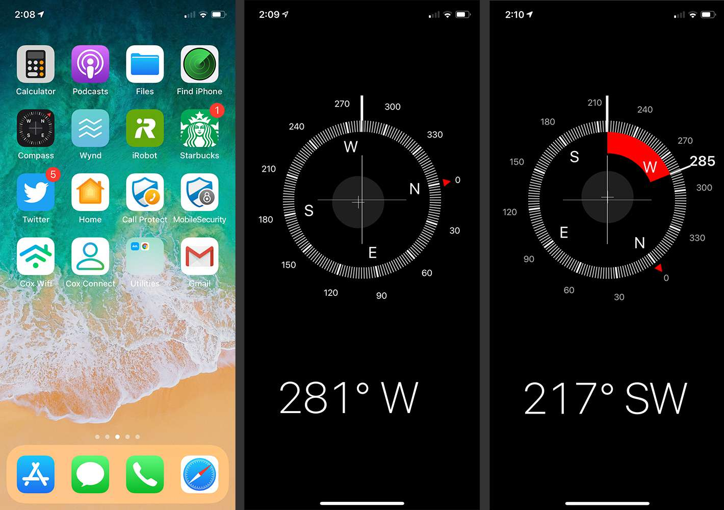 Did You Know Your iPhone Has a Compass and Level?