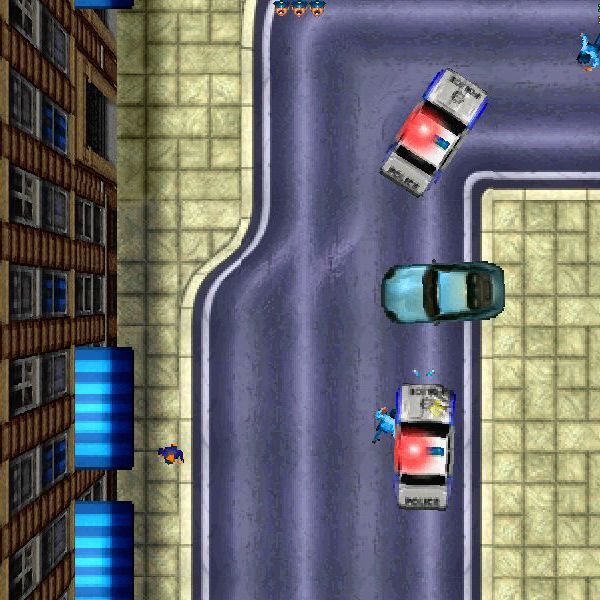 Grand Theft Auto 2 PlayStation Cheats Guide