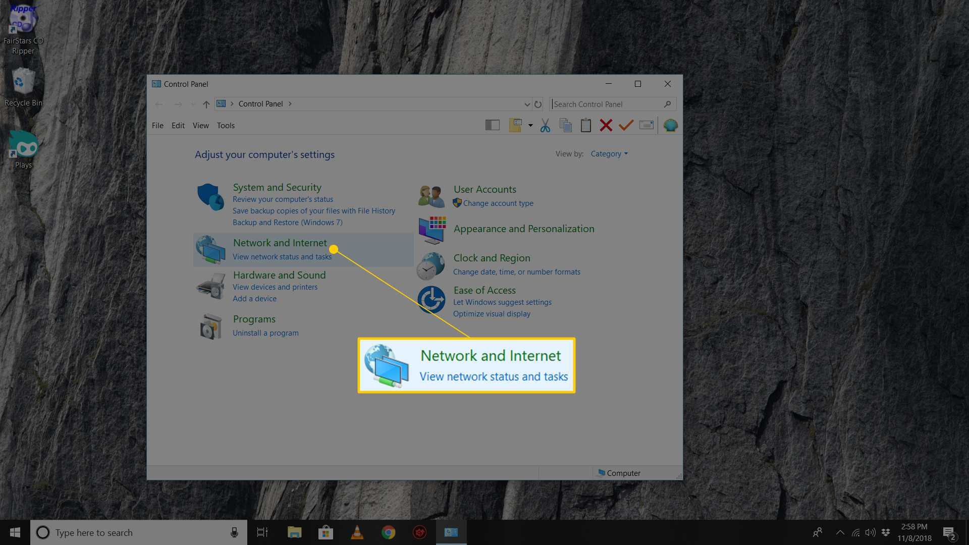 Activate Full Screen Mode in Internet Explorer 11