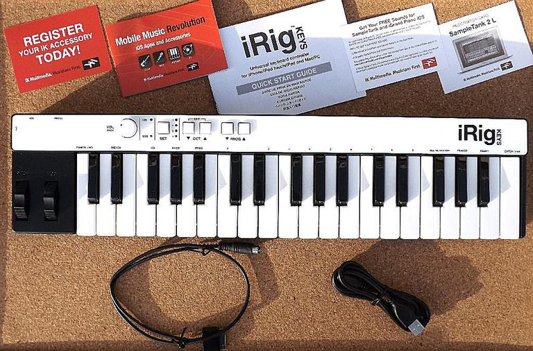 iRig KEYS Package