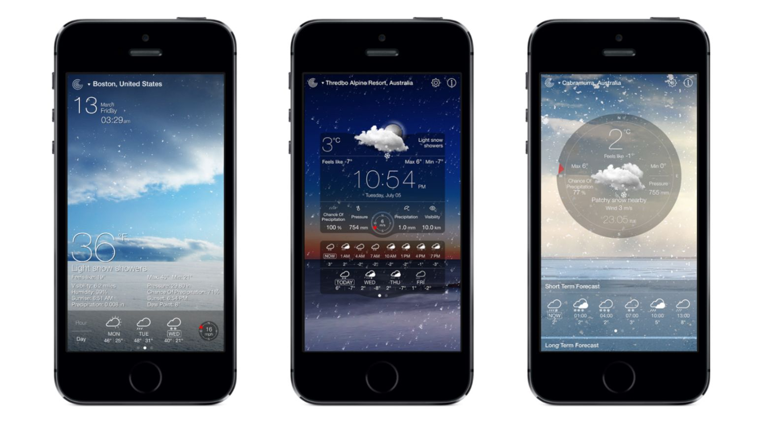 The 6 Best Weather Apps for iPhone