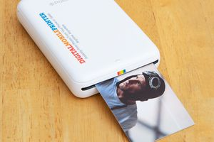 Polaroid Zip Instant Photoprinter