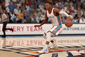 NBA Live 16 screen