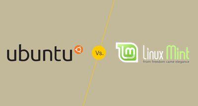 Ubuntu vs Linux Mint