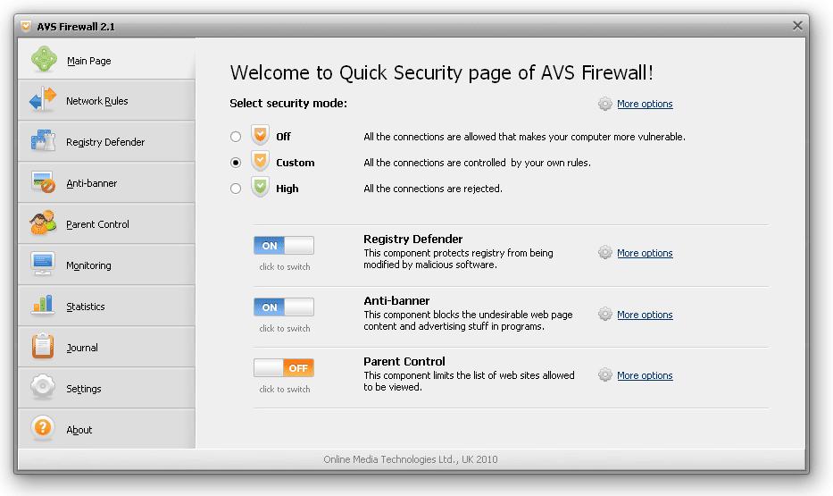 11 Free Firewall Programs (Updated September 2019)