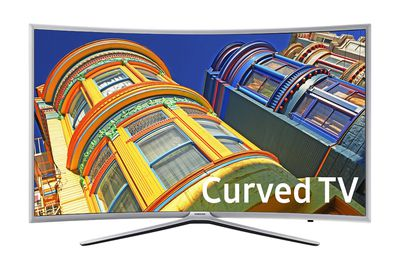 Samsung UN55K6250 1080p Curved Screen LED/LCD TV