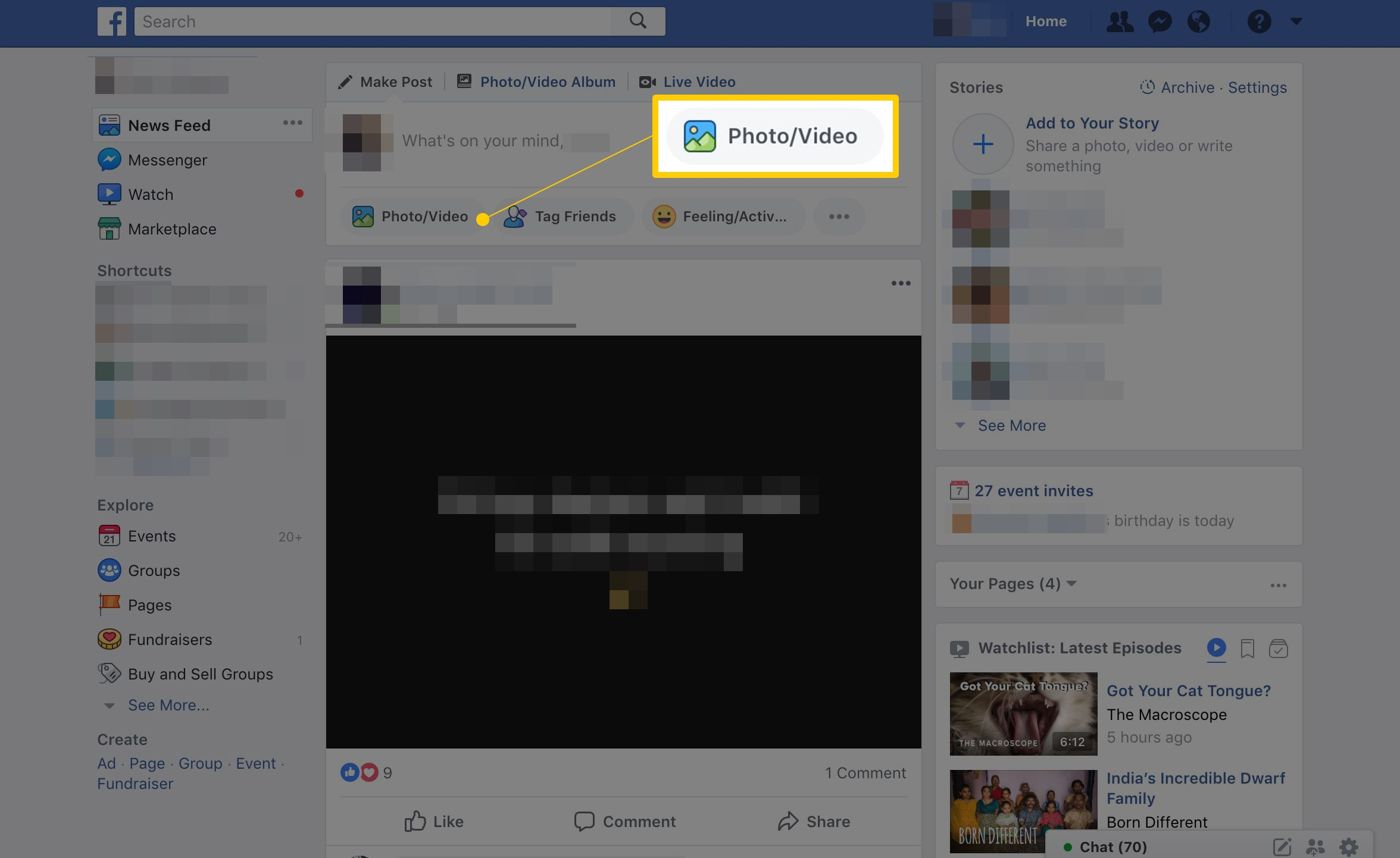 Upload Multiple Photos to Facebook: a Basic Tutorial