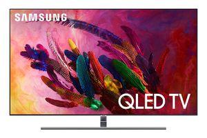 """Samsung QN55Q7F FLAT 55"""" QLED 4K UHD 7 Series Smart TV 2018"""
