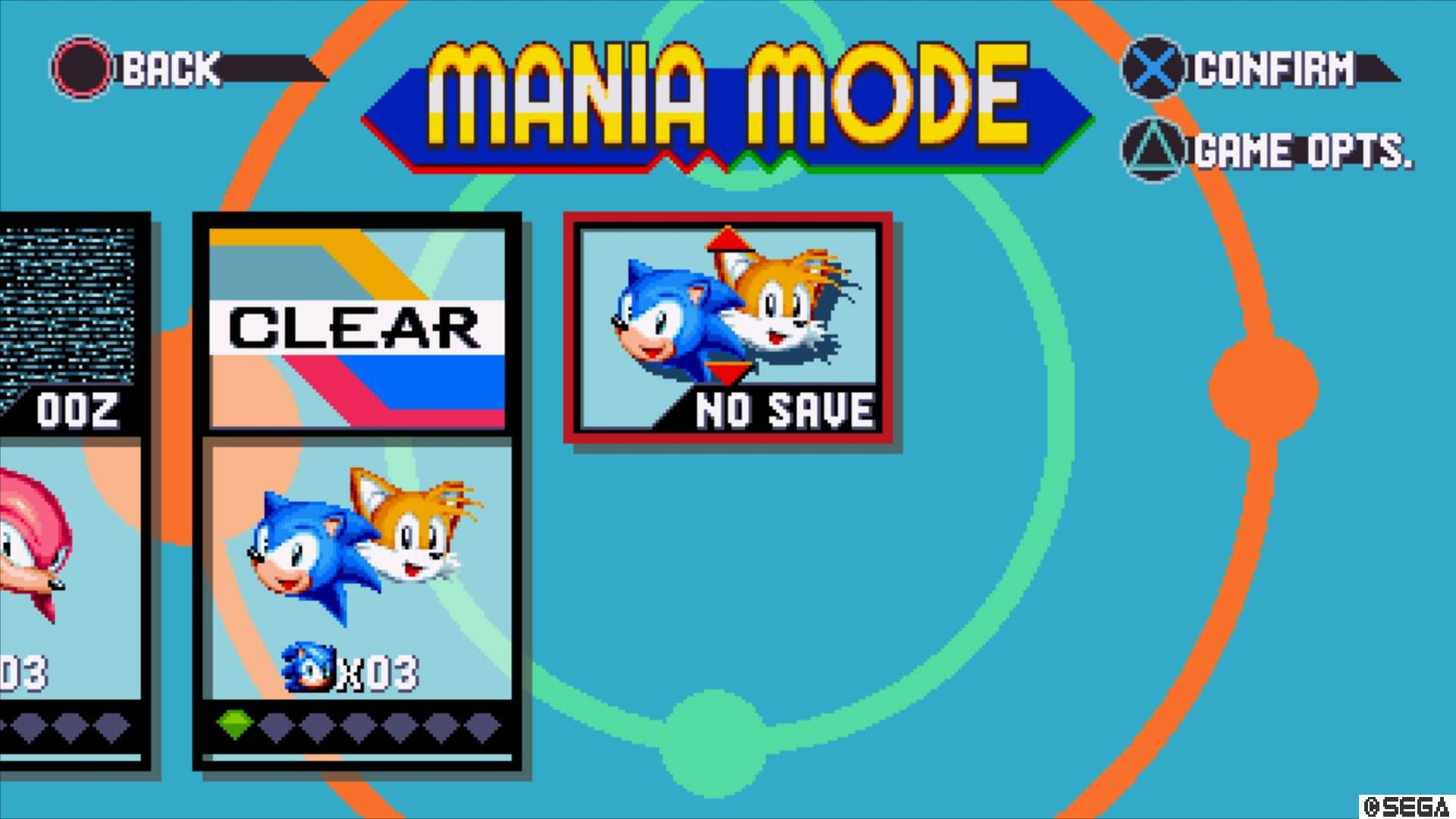Sonic Mania Cheats, Codes, and Walkthrough