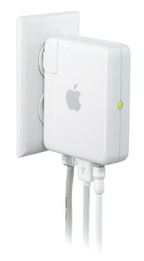 Apple Airport Extreme Hook up