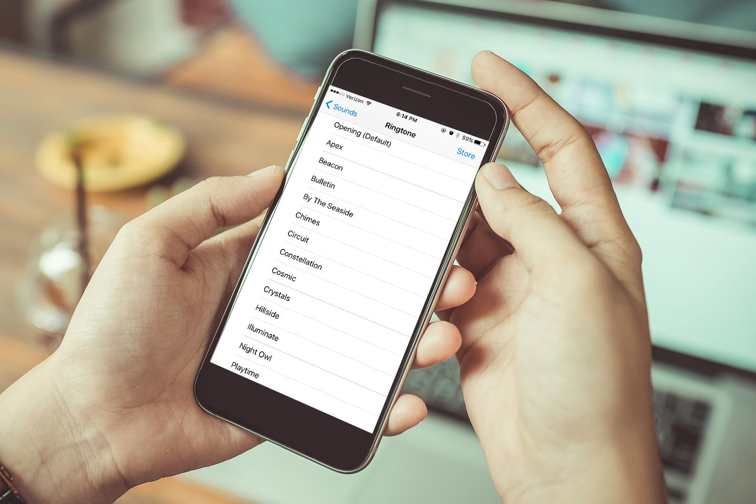 How To Change The Default Ringtone On Your Iphone