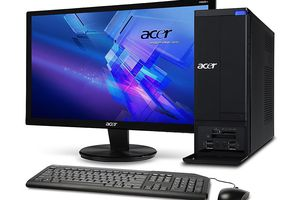 Acer Aspire X3950 Slim Desktop PC