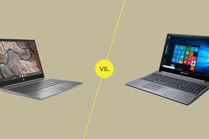 Chromebook vs Windows Laptop