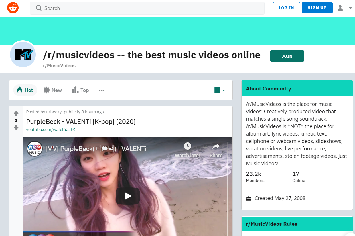 6 Best Places To Watch Music Videos Online
