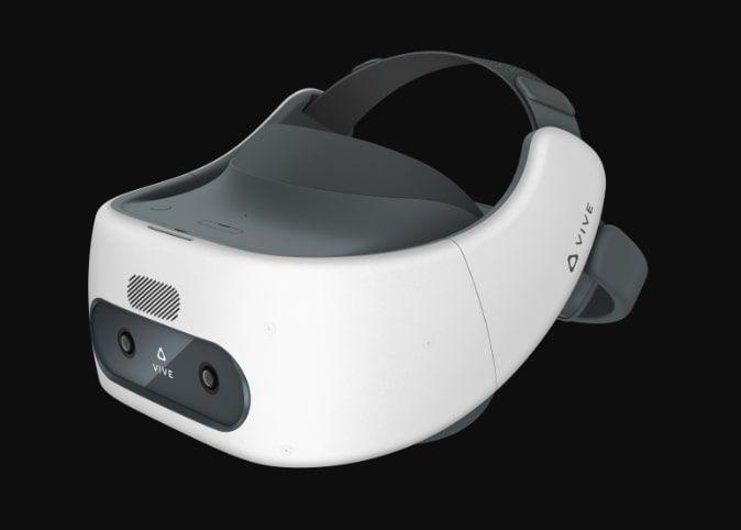 Vive Focus Plus headset