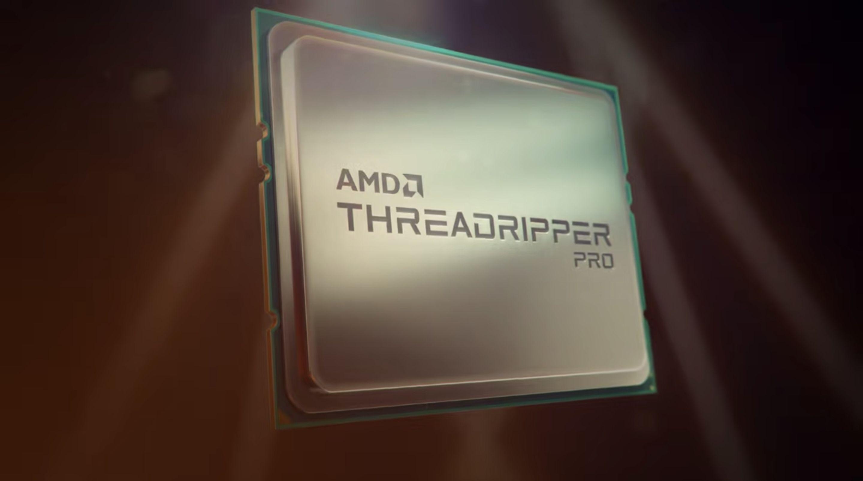 AMD Ryzen Threadripper PRO 3000WX